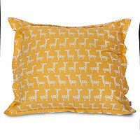 Majestic Home Goods Stretch Floor Throw Pillow