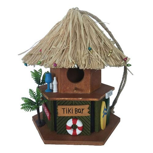 Swell Celebrate Spring Together Tiki Bar Birdhouse Download Free Architecture Designs Osuribritishbridgeorg