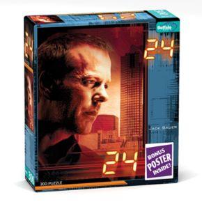 24 Jack Bauer Puzzle