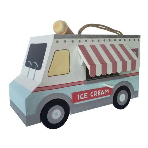 Celebrate Spring Together Ice Cream Truck Birdhouse