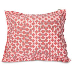 Majestic Home Goods Links Floor Throw Pillow