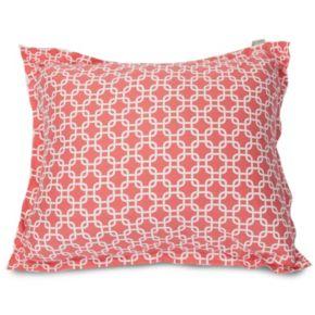 Majestic Home Goods Links Floor Throw Pillow