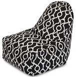 Majestic Home Goods Athens Indoor / Outdoor Kick-It Chair