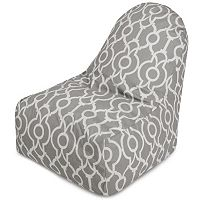 Majestic Home Goods Athens Indoor / Outdoor Kick-It Chair