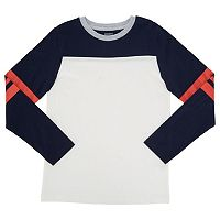 Boys 4-7 French Toast Colorblocked Striped Tee