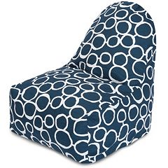 Majestic Home Goods Fusion Kick-It Chair