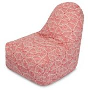 Majestic Home Goods Charlie Kick-It Chair