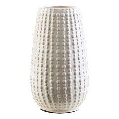 Decor 140 Jimos 9.65' x 5' Textured Ceramic Vase