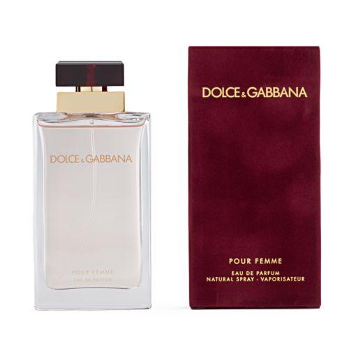 DOLCE & GABBANA Pour Femme Women's Perfume
