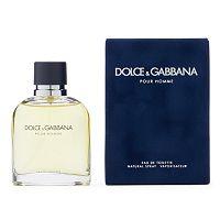 DOLCE & GABBANA Pour Homme Men's Cologne - Eau de Toilette