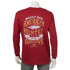 Men's Mossy Oak 'American Hunter' Graphic Tee