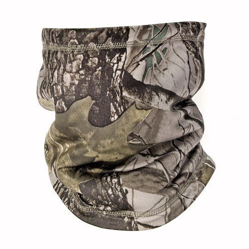 Men's QuietWear Reversible Fleece Neck Gaiter