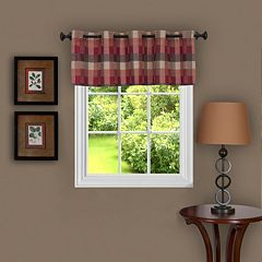 Achim Harvard Grommet Window Valance