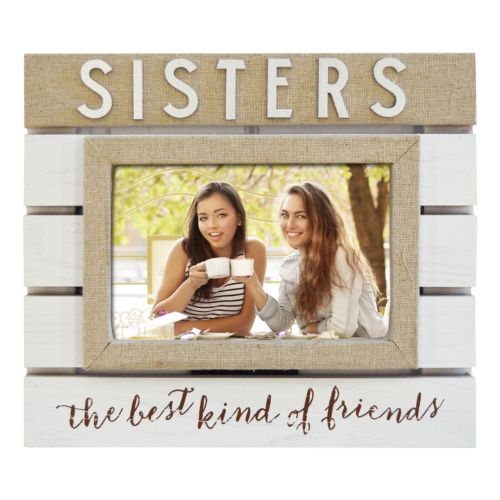 "New View ""Sisters"" Frame"