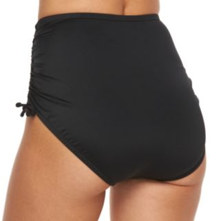 Women's Trimshaper Body Sculptor High-Waisted Bikini Bottoms