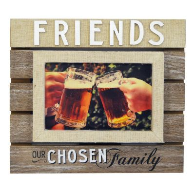 """New View """"Friends"""" 5.5"""" x 3.5"""" Frame"""