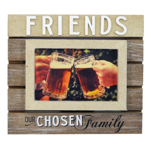"""New View """"Friends"""" 5.5″ x 3.5″ Frame"""