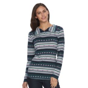 Women's Woolrich Spring Mile Tribal Striped Top