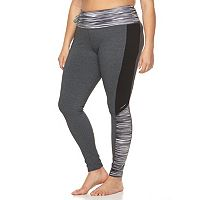 Plus Size Soybu Flex Core High Rise Yoga Leggings