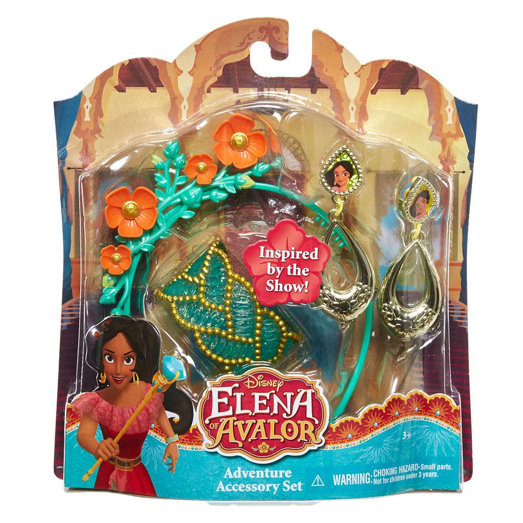 Disney's Elena of Avalor 3-pc. Accessory Set
