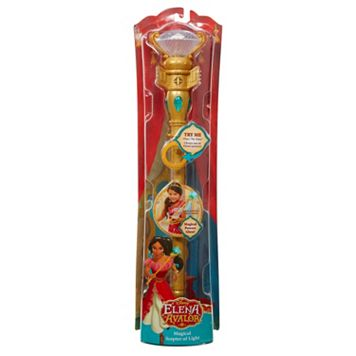 Disney's Elena of Avalor Magical Scepter of Light