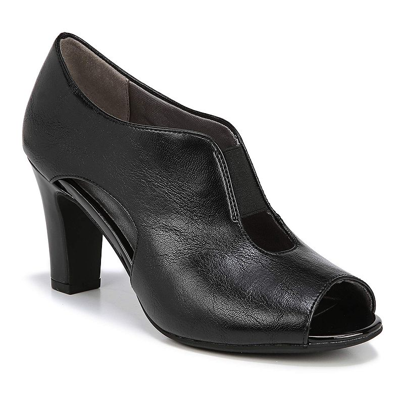 169ffc47efe LifeStride Carla Women's High Heels, Size: 11 Wide, Oxford