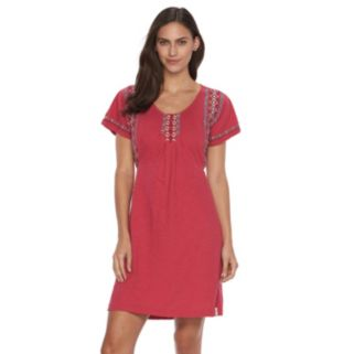 Women's Woolrich Bell Canyon Embroidered Shift Dress