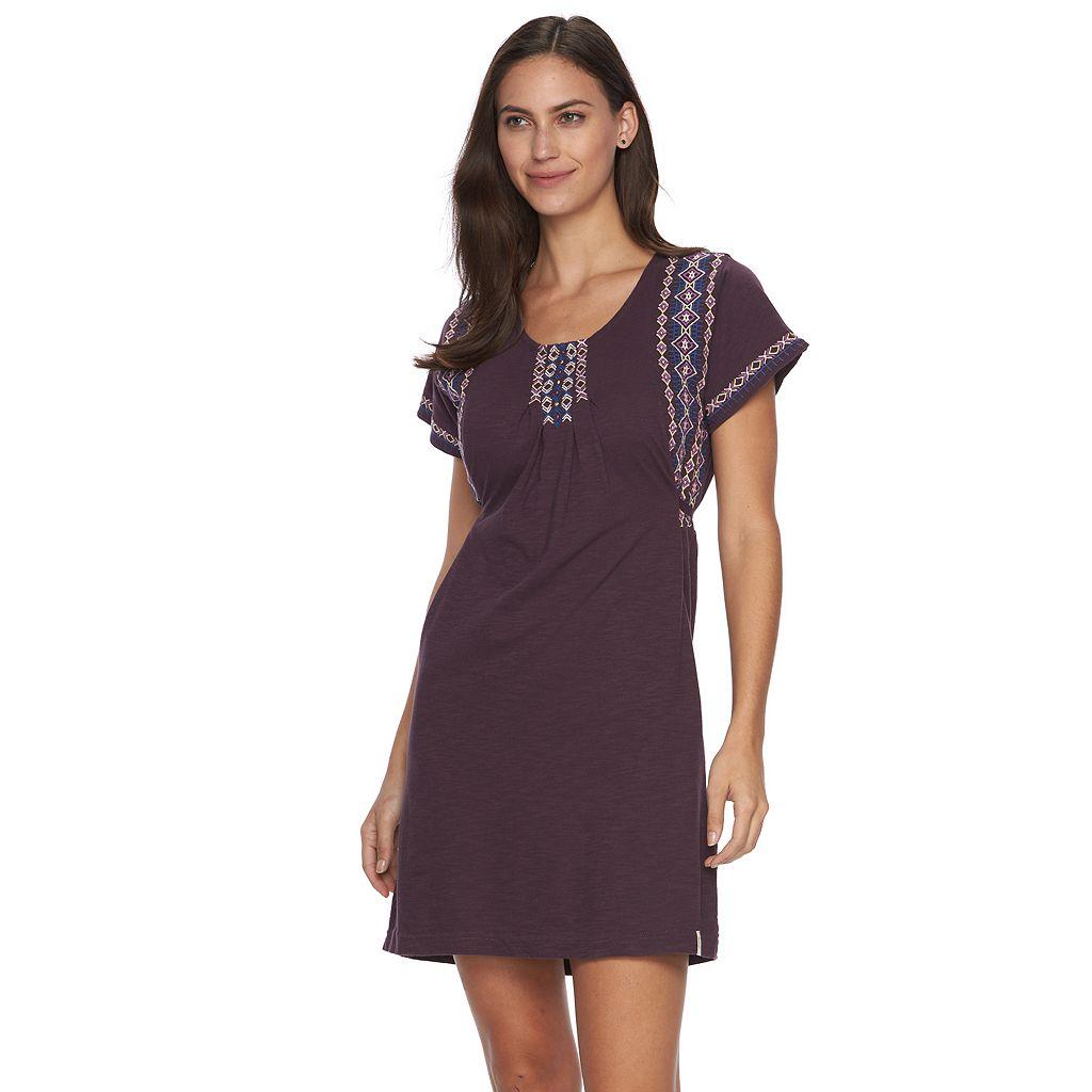 Women's Woolrich Bell Canyon Embroidered Shift Dress