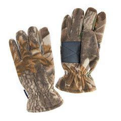 Men's QuietWear Waterproof Fleece Gloves