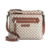 Dana Buchman® Gracie Signature Crossbody Bag