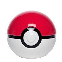 Kids Pokemon Pokeball Ceramic Bank