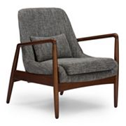 Baxton Studio Carter Accent Chair