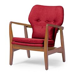 Baxton Studio Rundell Accent Chair