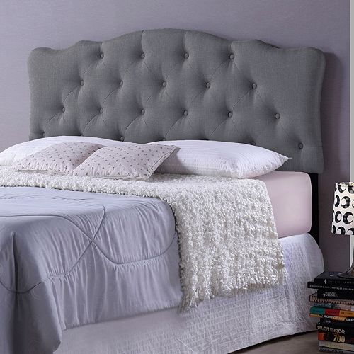 Baxton Studio Rita Tufted Upholstered Headboard