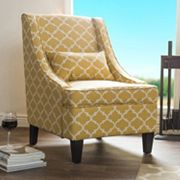 Baxton Studio Lotus Armchair