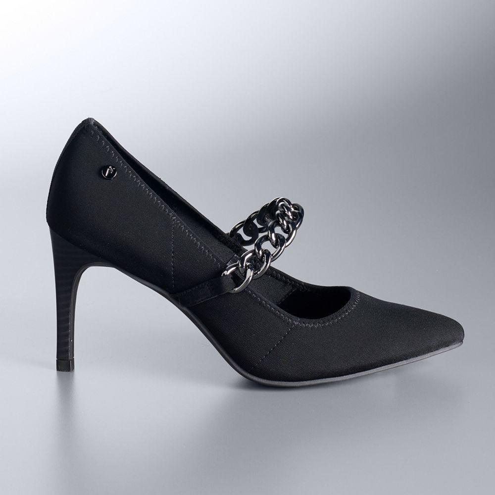 Simply Vera Vera Wang Stevie Women's High Heels