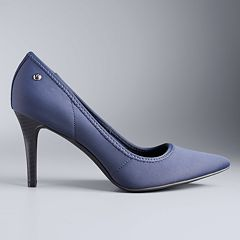 b07778b20fac Simply Vera Vera Wang Women s All-Over Stretch Heels
