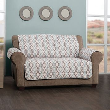 Innovative Textile Solutions Twister Loveseat Slipcover