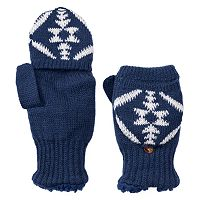 Women's SONOMA Goods for Life™ Geometric Convertible Flip-Top Mittens