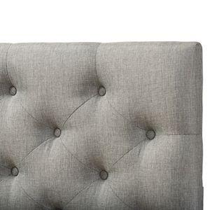 Baxton Studio Viviana Tufted Upholstered Headboard