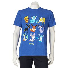Men's Pokemon Gang Tee