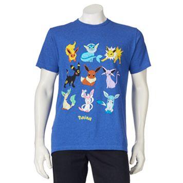 Men's Pokemon Gang Tee