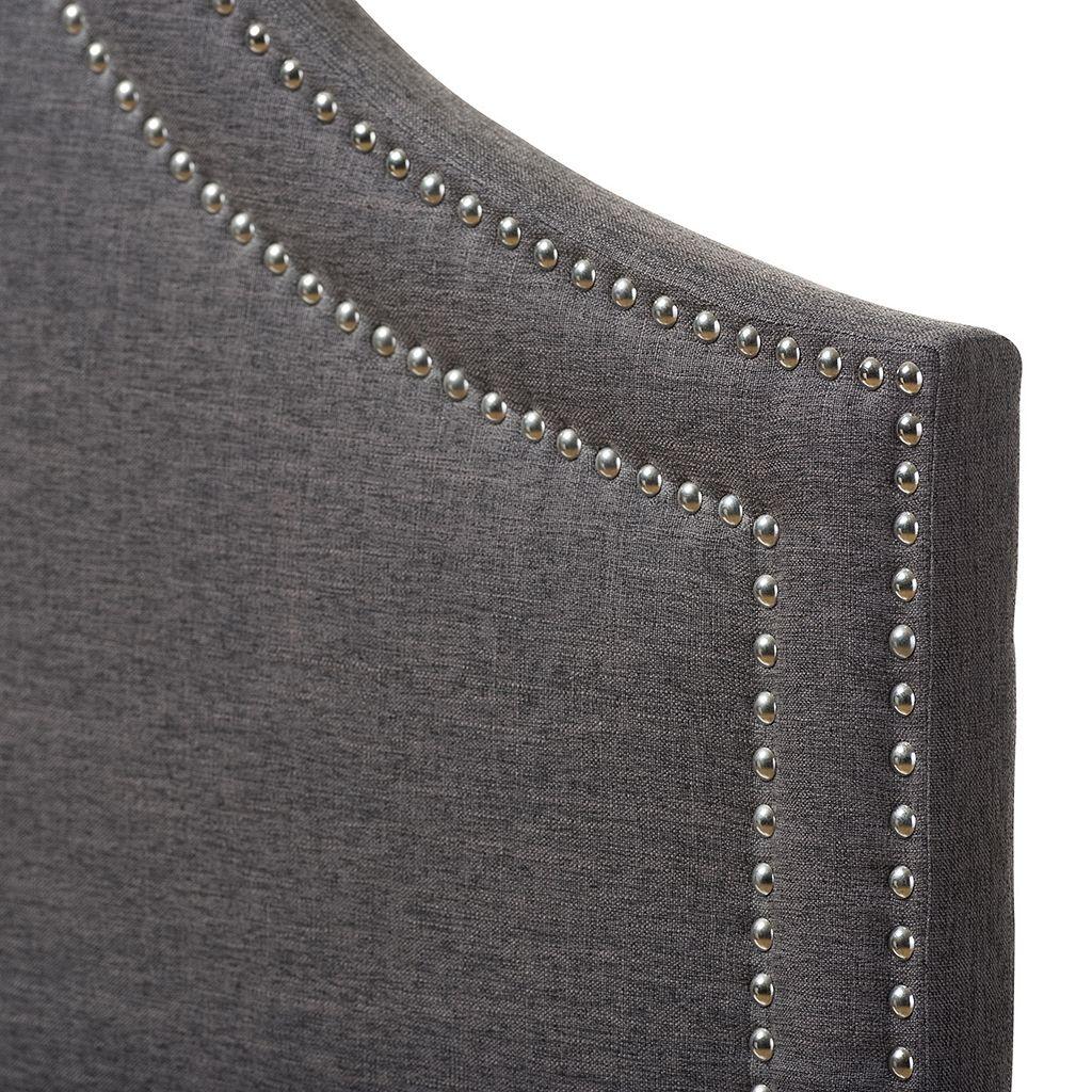 Baxton Studio Avignon Upholstered Headboard