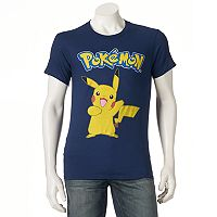 Men's Pokemon Pikachu Tee
