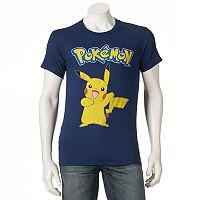Men's Pokemon Pikachu Tee
