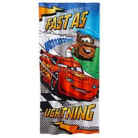 Disney / Pixar Cars Beach Towel by Jumping Beans®