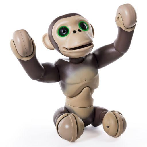 Zoom Pets Zoomer Chimp Robot