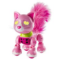 Zoomer Meowzies Arista Robotic Cat by Spin Master