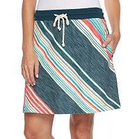 Women's Woolrich Quinn River Striped Skirt