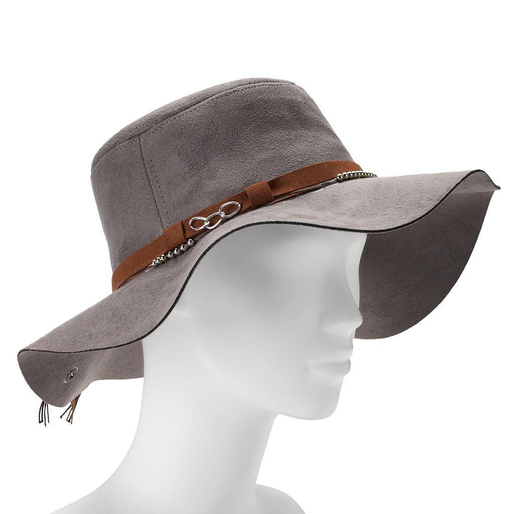Women's Peter Grimm Sacson Faux-Suede Hat